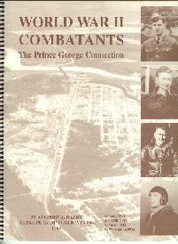 cover of WWII Combatants